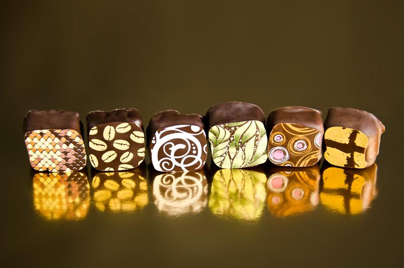 Bombones y chocolates artesanos