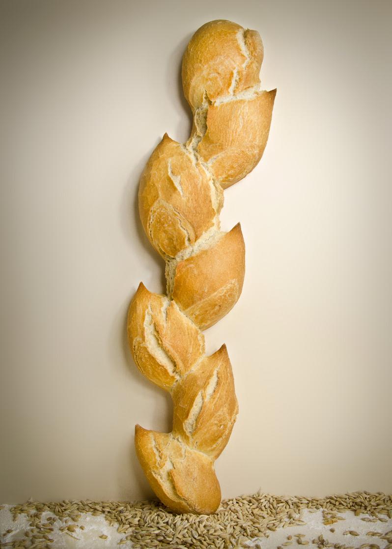 Pan de espiga