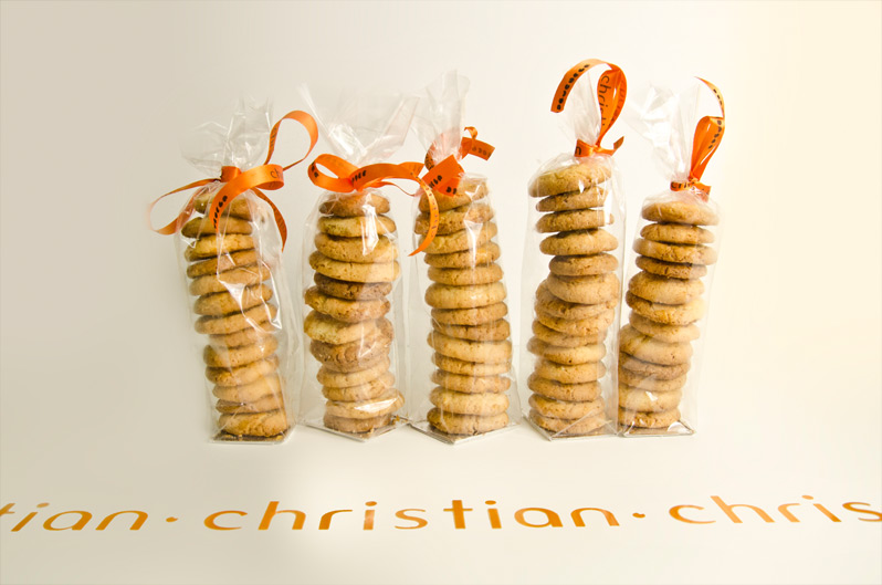 Pastas de té Panadería Christian