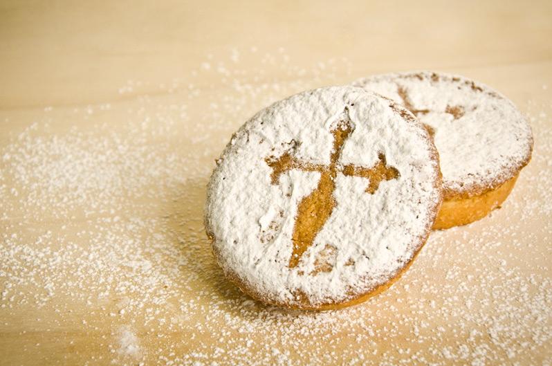 Tarta de Santiago de Panadería Christian