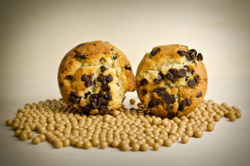 Los mejores muffins de Málaga
