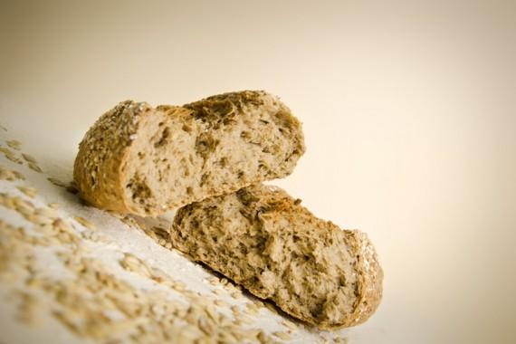 Pan saludable, pan alemán