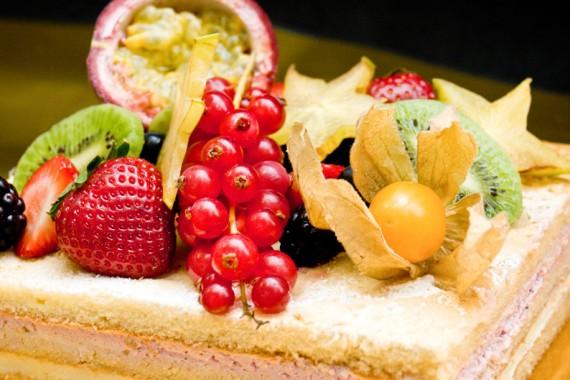 tarta de frutas Panadería Christian