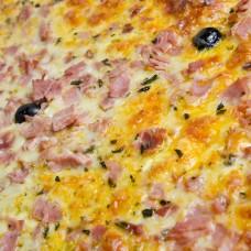 Pizzas panadería Christian